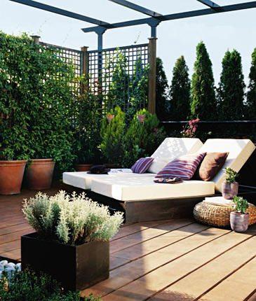 Cómo lograr un espacio verde en nuestro hogar decoracion-jardines Blog Decoracion