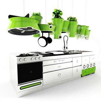 Cocinas responsables con la ecología