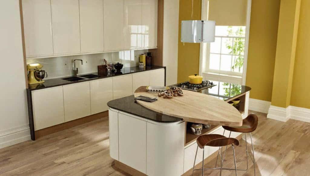 Barras para desayunos adosadas decoracion-cocinas Blog Decoracion