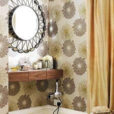 Aprovechando los huecos que crean las columnas decorar-banos Blog Decoracion