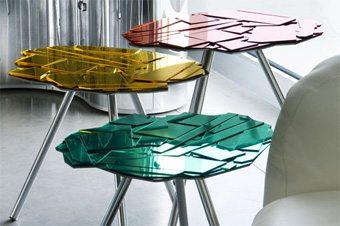 Brasilia. Una mesa hecha pedazos decoracion-comedores Blog Decoracion