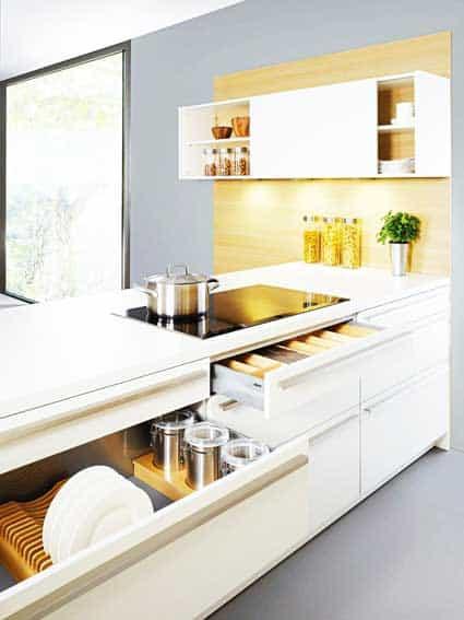 Armarios rinconeros: maximizar el espacio decoracion-cocinas Blog Decoracion