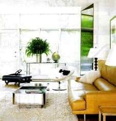 Una idea funcional para decorar un living pequeño    decoracion-de-salones Blog Decoracion
