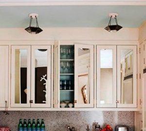 Ampliar visualmente la cocina con espejos decoracion-cocinas Blog Decoracion