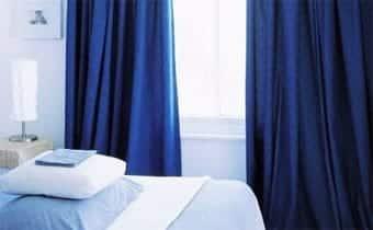 Cómo elegir las cortinas del salón