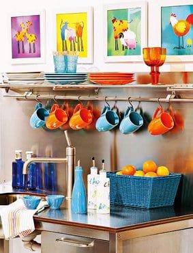 Baldas en la cocina decoracion-cocinas Blog Decoracion