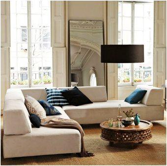 El sofá en medio del salón muebles-decoracion Blog Decoracion