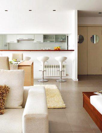 Unificar varios ambientes que se encuentran en un mismo espacio decoracion-cocinas Blog Decoracion