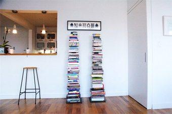 Decorando con libros apilados    ideas-para-decorar Blog Decoracion