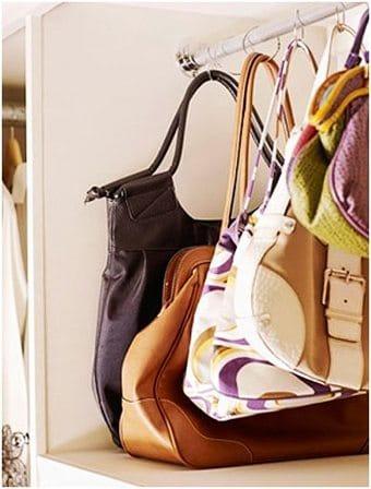 Una solución para mantener los bolsos en orden complementos-decoracion-2 Blog Decoracion