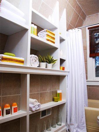 Baldas estrechas para baño pequeño decorar-banos Blog Decoracion