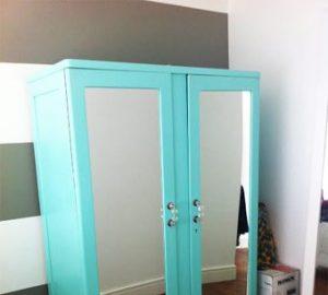 Añadir espejos a un armario