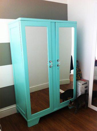 Añadir espejos a un armario decoracion-dormitorios Blog Decoracion