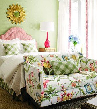 Un sofá a los pies de la cama muebles-decoracion Blog Decoracion