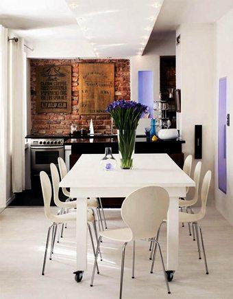 Ladrillos para una cocina moderna decoracion-cocinas Blog Decoracion