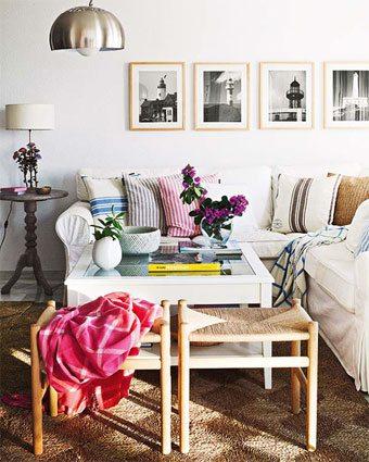 Más asientos en el living muebles-decoracion Blog Decoracion