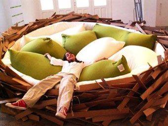 Una gran cama para los peques decoracion-dormitorios Blog Decoracion