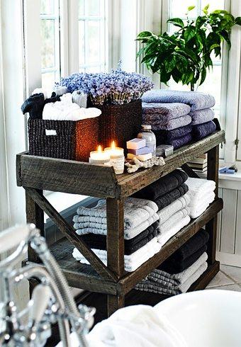 Un detalle encantador en la decoración del baño muebles-decoracion, ideas-para-decorar, decorar-banos, complementos-decoracion-2 Blog Decoracion