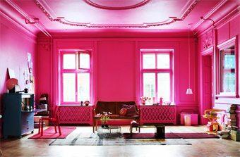 ¡Todo al color rosa! ideas-para-decorar, decoracion-paredes, complementos-decoracion-2 Blog Decoracion