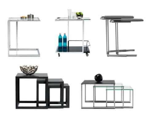 Soluciones para espacios pequeños: Mesas nido muebles-decoracion, decoracion-de-salones, decoracion-comedores, complementos-decoracion-2 Blog Decoracion