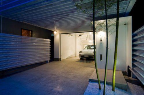 El garaje más elegante jamás diseñado ideas-para-decorar Blog Decoracion