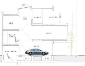 El garaje más elegante