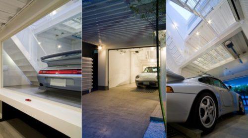 El garaje más elegante jamás diseñado