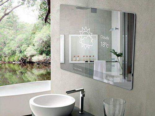 Espejos inteligentes para baños futuristas decorar-banos, complementos-decoracion-2 Blog Decoracion