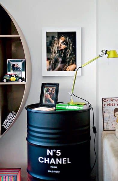 Moderno y divertido a la vez, un apartamento diferente ideas-para-decorar, decoracion-dormitorios, decoracion-comedores Blog Decoracion
