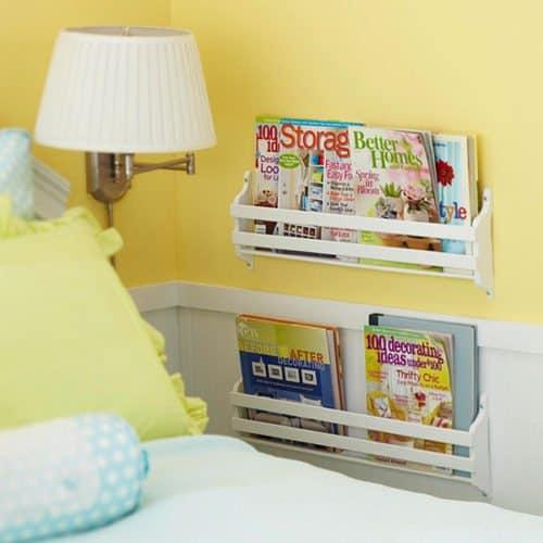 ¿No tienes espacio para una mesa de noche? ideas-para-decorar, decoracion-dormitorios Blog Decoracion