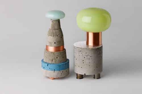 lámpara de David Taylor  Blog Decoracion