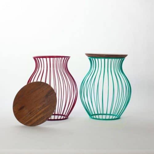 Handi Man, una original mesa auxiliar de Bombay Atelier muebles-decoracion, complementos-decoracion-2 Blog Decoracion