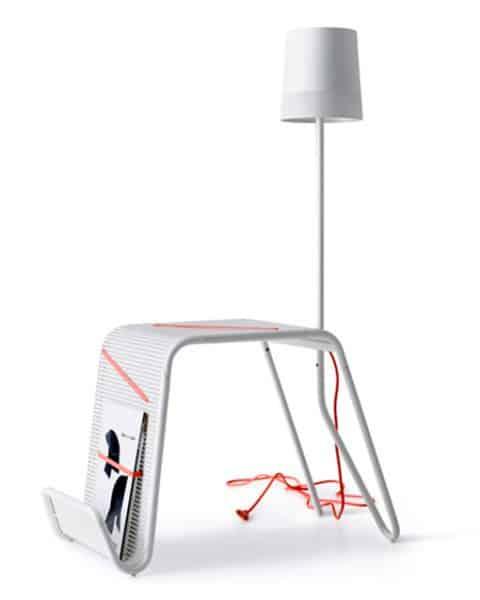 mesa axiliar IKEA