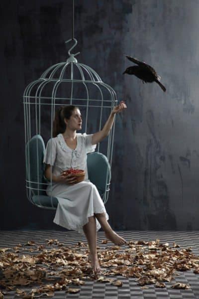 Cageling, un sillón colgante con forma de jaula muebles-decoracion, decoracion-jardines Blog Decoracion