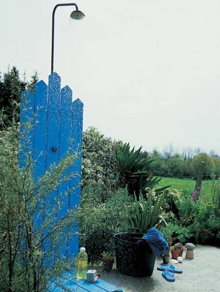 Duchas de exterior: Un oasis en casa decoracion-jardines Blog Decoracion