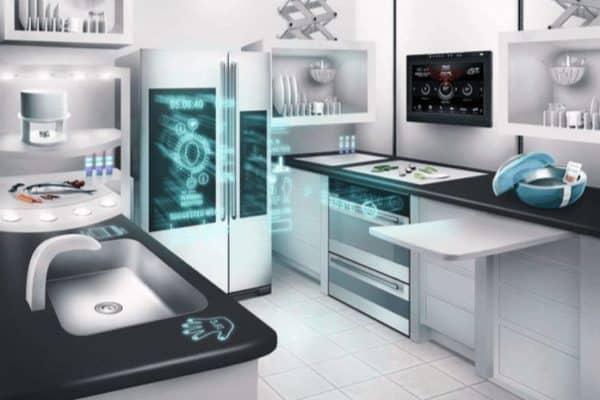 objetos inteligentes en el hogar
