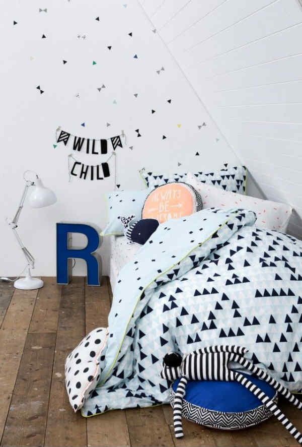 cama baja para niños