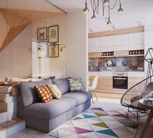 apartamento living