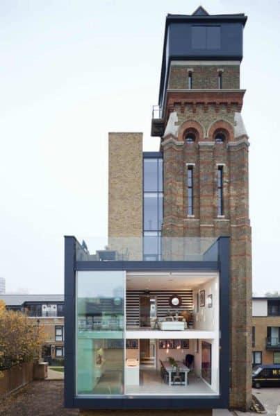 Vivir en una torre de agua casas Blog Decoracion