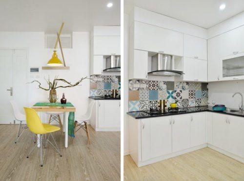 Cocinas: Baldosas hidráulicas para un aire vintage ideas-para-decorar Blog Decoracion