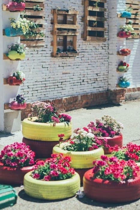 Macetas bonitas para una decoración diferente decoracion-jardines Blog Decoracion