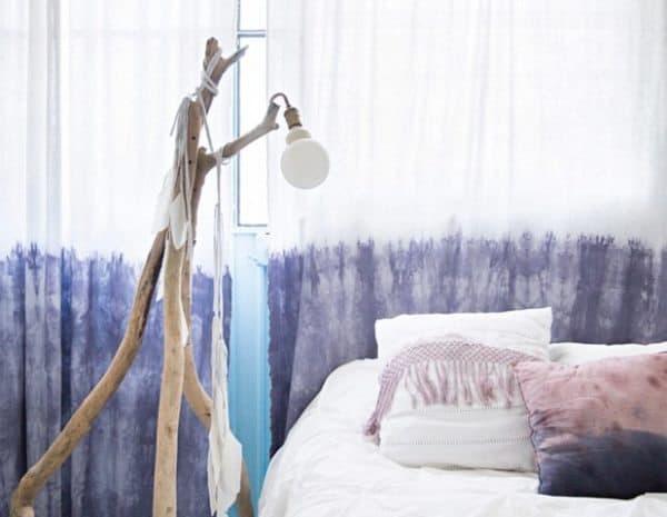 dormitorio etnico