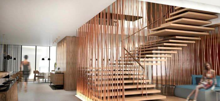 escaleras de diseño mil y una ideas para usarlas ideas-para-decorar Blog Decoracion