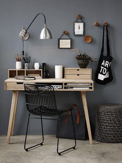 lugar de trabajo espacio de trabajo acogedor