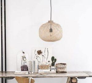 iluminación escritorio
