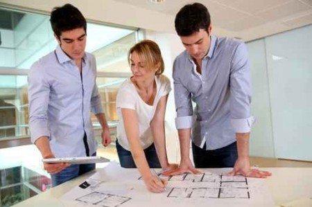 ser diseñador de interiores
