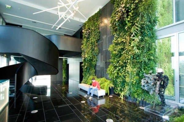 Jardines verticales para inspirarte ideas-para-decorar, decoracion-jardines Blog Decoracion