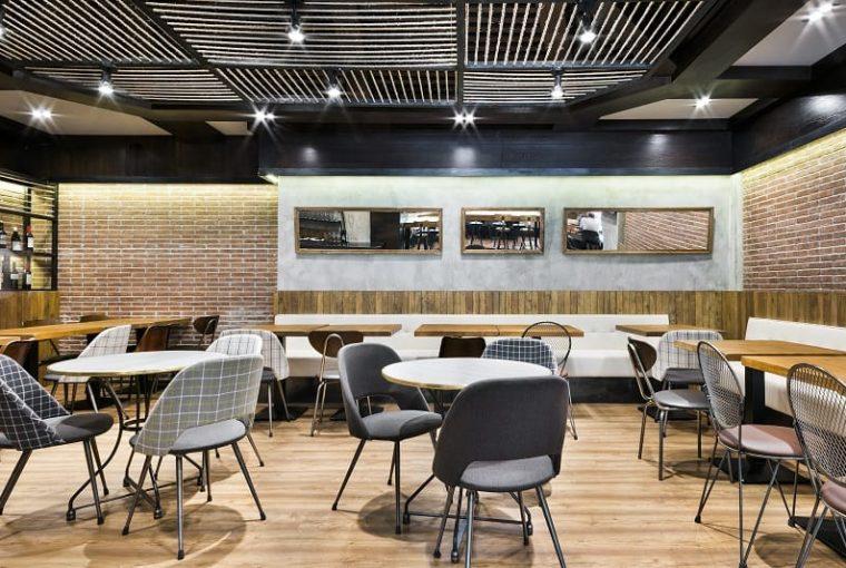 Decoración del Restaurante Class Room de Barcelona proyectos-de-decpracion Blog Decoracion