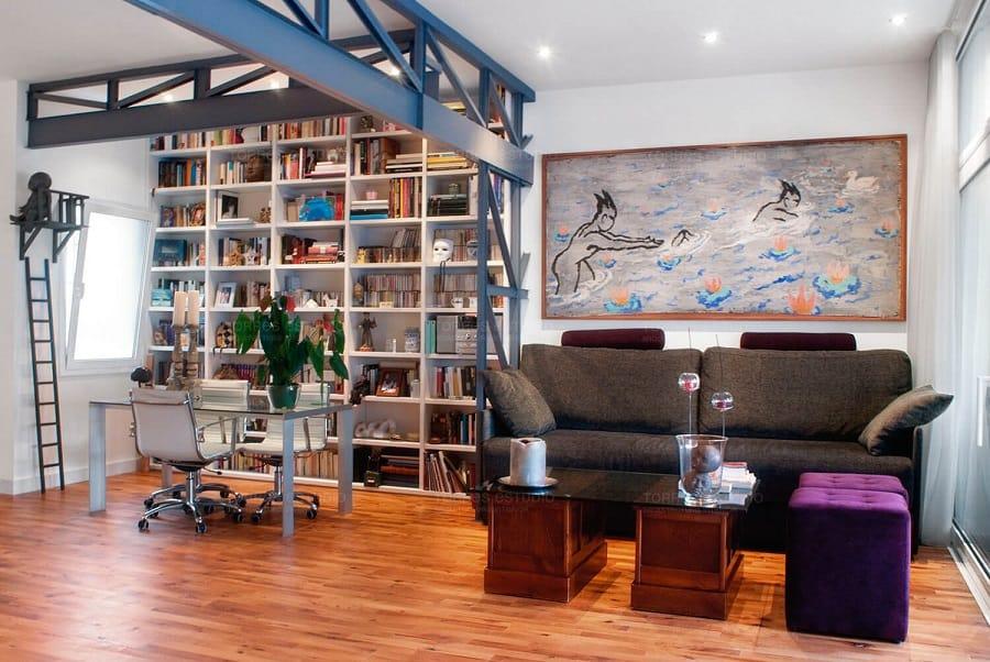 De piso a Loft proyectos-de-decpracion Blog Decoracion