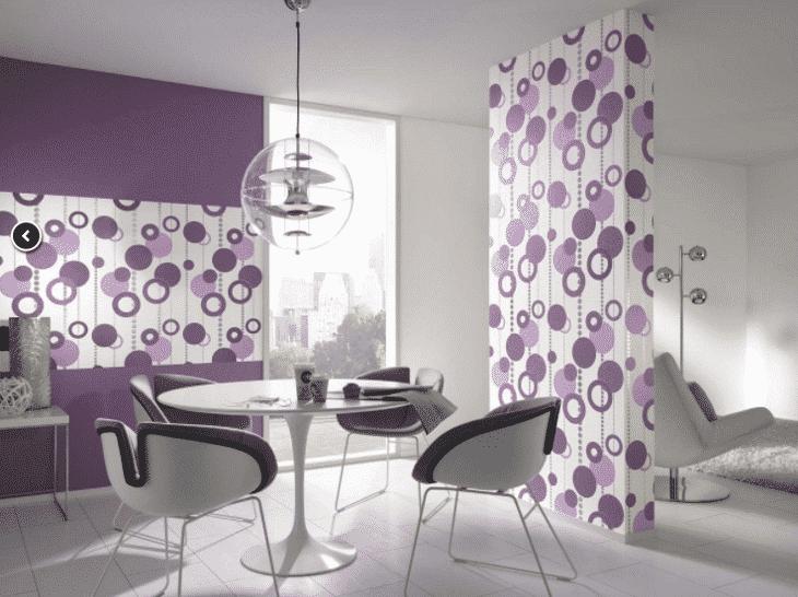 Consejos para decorar con papel pintado para paredes decoracion-paredes, curiosidades-decoracion Blog Decoracion